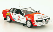 Nissan 240 miniature RS No.2 Mehta Combes Safari Rally 1984