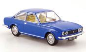 Fiat 124   Coupe blue 1971 IXO