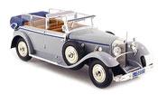 Mercedes 770 Grosser Cabriolet F grigio 1930