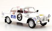 Peugeot 404 miniature Berline no.5 east african safari rallye 1967