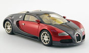Bugatti Veyron 16.4 anthrazit red 2008