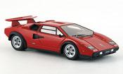 Lamborghini Countach LP 500 s walter wolf red mattblack
