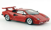 Lamborghini Countach 5000 Quattrovalvole  red us version Look Smart