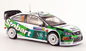 Ford Focus RS WRC no.9 dritter platz rally irlande 2007