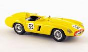 Ferrari 750 miniature monza spyder no.33 j.swaters gp spa 1955