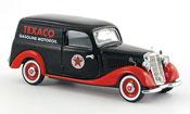 Mercedes 170 miniature V Kasten Texaco noire rouge