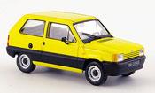 Seat Marbella yellow 1987