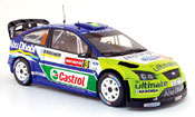 Ford Focus RS WRC no.3 bp/abu dhabi  rally pays de galles 2007