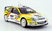 Citroen Xsara WRC 2007 no.6 duval/pivato rally allemagne