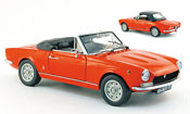 Fiat 124 Spider bs1 red 1970