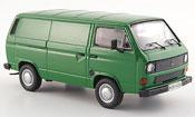 Volkswagen Combi t 3b kasten green