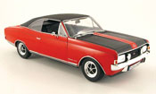 Opel Commodore A coupe gs/e red/black 1970