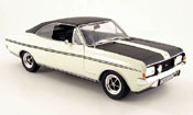 Opel Commodore A coupe gs e white black 1970