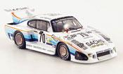 Porsche 935 1980  K3 No.70 Sachs 24h Le Mans Fujimi