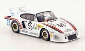 Porsche 935 1981  K3 No.55 Travel Cruiser 24h Le Mans Fujimi