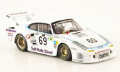 Porsche 935 1981 K3 No.69 Sapa 24h Le Mans