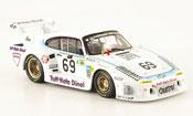 Porsche 935 1981  K3 No.69 Sapa 24h Le Mans Fujimi