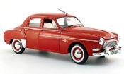 Renault Fregate miniature rouge 1959