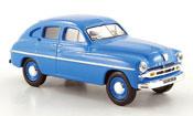 Ford Abeille miniature bleu 1954