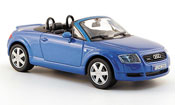 Audi TT Roadster  8N blue 2004 Solido