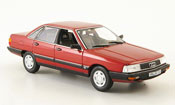 Audi 200 quattro rosso 1987