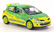 Renault Clio Cup miniature no. 22 h.tarbouriech 2007