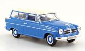 Borgward Isabella Combi blue white 1960