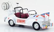 Peugeot 203   assistance tour de france 1958 Norev