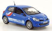 Renault Clio 3 RS  police 2007 Norev