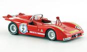 Alfa Romeo 33.3 1972 tt no.2 c.facetti 1000 km di argentina