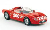 Alfa Romeo 33.2 1967 miniature fleron no. 200 russo todaro targa florio