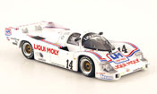 Porsche 956 1986 No.14 Liqui Moly 24h Le Mans