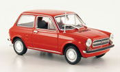 Autobianchi A112 A 112 rosso 1974
