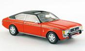 Ford Granada miniature MKI Coupe rouge noire liavec. Auflage 300 1975