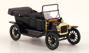 Ford Model T   noire 1914 Minichamps 1/43