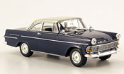 Opel Rekord p 2 coupe blue gray 1960