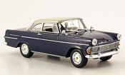 Opel Rekord   p 2 coupe blue gray 1960 Minichamps