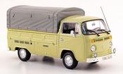 Volkswagen Combi   t 2 pritsche beige 1972 Minichamps