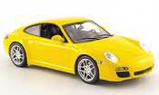 Porsche 997 Carrera yellow   Linea Giallo 2008
