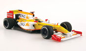 Renault F1 f 1 showcar no.7 2009