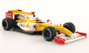 Renault F1 f 1 showcar no.8 2009