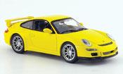 Porsche 997 GT3  gelb Yat Ming