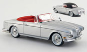Bmw 503 diecast grey inklusive Softtop 1956