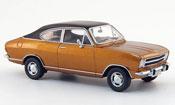 Opel Kadett B  coupe bronze noire 1967 Schuco