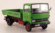 Bmw LP 608 miniature Kipper Lechner Baustoffe verte