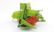 Miniature Claas Super Automatic   S Mahdrescher