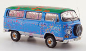 Miniature Volkswagen Combi   t 2a bus bunt die ludolfs