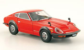 Nissan 240 miniature ZG Fairlady rouge 1971