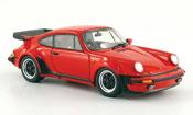 Porsche 911 Turbo Turbo rosso 1978