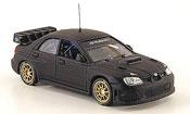Miniature Subaru Impreza WRC  07 mattnoire